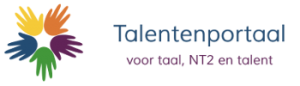 Talentenportaal logo